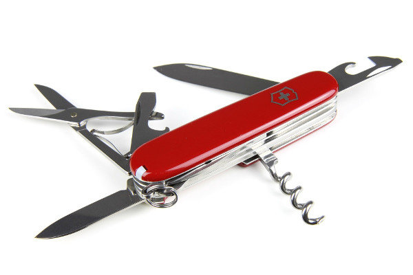 image of a swiss army knife